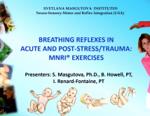 Breathing Reflexes in Acute and Post StressTrauma
