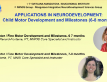Applications in Neurodevelopment Child Motor Development and Milestones 68 months
