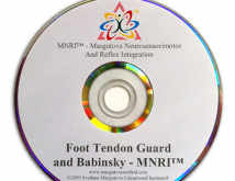 MNRI Foot Tendon Guard  Babinsky DVD