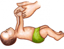 MNRI Robinson Hands Grasp Reflex